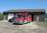 Community Fire Hall